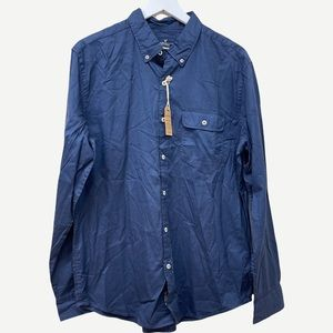 New AMERICAN EAGLE Men's Seriously Soft Button Up L